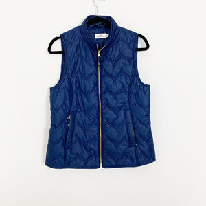 Vineyard Vines blue puff vest Vineyard Vines Ss S